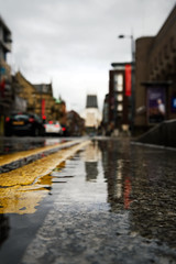 Hope Street, Liverpool (nickcoates74) Tags: liverpool hopestreet merseyside rain puddle sony a6300 ilce6300 1650mm sel1650 pz1650mmf3556 metropolitancathedral metropolitancathedralofchristtheking