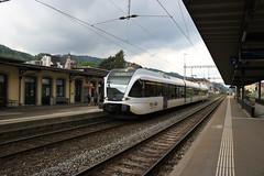 Thurbo 768-7 te Sankt Margrethen (vos.nathan) Tags: margrethen sankt st ffs cff sbb svizzere federali ferrovie suisses fédéraux fer de chemins bundesbahnen schweizerische