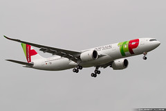 TAP - Air Portugal Airbus A330-941 cn 1906 F-WWCQ // CS-TUH (Clément Alloing - CAphotography) Tags: toulouse airport aeroport airplane aircraft airbus flight test canon 100400 spotting tls lfbo aeropuerto blagnac airways aeroplane engine sky ground take off landing 1d mark iv avgeek avgeeks planespotter spotter news aviation daily insta avnerd planeporn tap air portugal a330941 cn 1906 fwwcq cstuh