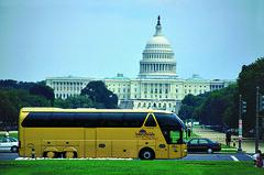 Starliner Washington D.C. Okt 2003 busconcept Nordamerika