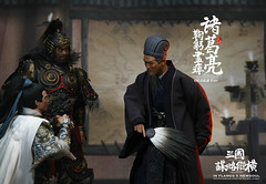 INFLAMES TOYS IFT-041-043 三国诸葛亮 Zhuge Liang (older ver.) - 05 (Lord Dragon 龍王爺) Tags: 16scale 12inscale onesixthscale actionfigure doll hot toys inflametoys