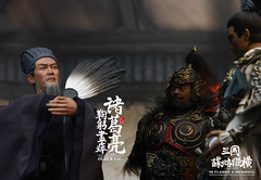 INFLAMES TOYS IFT-041-043 三国诸葛亮 Zhuge Liang (older ver.) - 03 (Lord Dragon 龍王爺) Tags: 16scale 12inscale onesixthscale actionfigure doll hot toys inflametoys