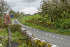BackRoad (Tony Tooth) Tags: nikon d600 sigma 70mm road backroad backofecton ecton staffs staffordshire rural hamlet telephonebox england