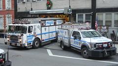 New York Police Department (Emergency_Spotter) Tags: new york police department nypd emergency service unit esu precinct 12 12th officer law enforcement leo street cops swat vision slr federal signal