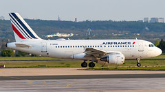 Airbus A319-111 F-GRHH Air France (William Musculus) Tags: plane spotting aviation airplane airport paris charles de gaulle roissy roissyenfrance lfpg cdg fgrhh air france airbus a319111 af afr a319100 william musculus
