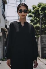 Different day, different sunglasses (·Nico·) Tags: asia asie japan japon tokyo portrait lightroom sonyalpha sonya7iii fe85mmf18 bokeh street streetshot 顔写真