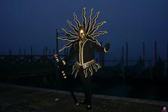 QUINTESSENZA VENEZIANA 2019 690 (aittouarsalain) Tags: venise venezia masque costume carnevalecarnaval lune soleil nuit