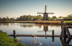 the last of my windmill pictures (mad_airbrush) Tags: 5d 5dmarkiii 2470mm 2470mmf28lusm niederlande netherlands holland nordholland windmill windmühle reflection reflektion hdr hdri filter nd ndfilter haida haidafilters longexposure landscape langzeitbelichtung landschaft