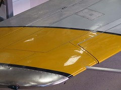 """North American F-86F-30NA Sabre 00004 • <a style=""""font-size:0.8em;"""" href=""""http://www.flickr.com/photos/81723459@N04/40857664993/"""" target=""""_blank"""">View on Flickr</a>"""