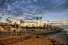 Sunrise 20-1-29-19 (rod1691) Tags: oceanside california south strand clouds sunrise beach sand