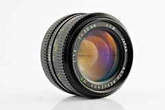 Auto Revuenon MC 50mm f1.4 (Jacek_DK) Tags:
