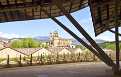 Ciudad del Vino # 6 (schreibtnix on'n off) Tags: reisen travelling europa europe spanien spain gebäude building frankogehry futuristisch futuristic ciudaddelvino olympuse5 schreibtnix