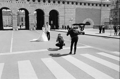 the wedding_20190501 (h.m.a.t.s) Tags: street streetphotography blackandwhite analog analogphotography agfa leicam6 35mmfilm vienna bestcitytolive streetlife 35mm film filmphotography filmisalive filmisnotdead