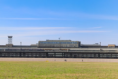 Old airport Tempelhof Berlin