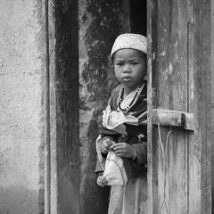 Young girl, Sakaivo, Madagascar (Glassholic) Tags: candid street madagascar