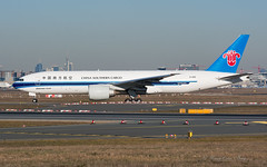 CSN_B77F_B-2010_FRA_FEB2019 (Yannick VP) Tags: civil commercial cargo freight transport aircraft airplane aeroplane jet jetliner airliner csn cz china southern airlines boeing b777 tripleseven t7 777200 er extendedrange b77f b77x f freighter b2010 taxi frankfurt rheinmain airport fra eddf germany de europe eu february 2019 aviation photography planespotting airplanespotting
