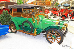 Peugeot Torpedo ~  ( Voiture / Car ) (Aero.passion DBC-1) Tags: technic museum speyer dbc1 david aeropassion collection peugeot torpedo ~ voiture car