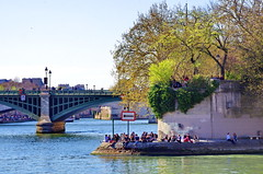 458 Paris en Mars 2019 - la pointe amont de l'Île Saint-Louis (paspog) Tags: paris france seine pont bridge brücke quai mars march märz 2019 pontdesully