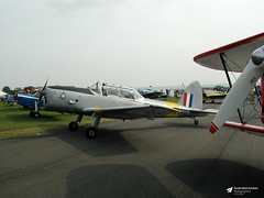 WG465 / G-BCEY de Havilland Canada Chipmunk 22, Gopher Flying Group, RNAS Yeovilton, Ilchester, Somerset (Kev Slade Too) Tags: wg465 gbcey dehavillandcanada chipmunk gopherflyinggroup egdy rnasyeovilton ilchester somerset