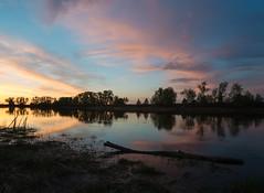 DSC_7739 (alexey.malantsev) Tags: закат небо природа пейзаж весна озеро