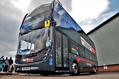 West Midlands 6949 (stavioni) Tags: adl alexander dennis enviro 400 mmc double decker bus nxwm national express west midlands 6949 alannah olivia sk68mkg