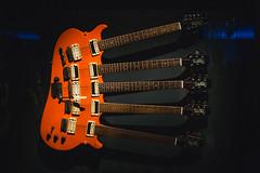 Play It Loud (AAcerbo) Tags: themetropolitanmuseumofart manhattan newyorkcity nyc museum electricguitar guitars rockandroll