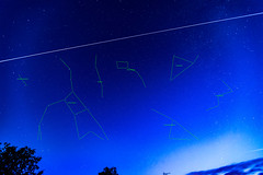 ISS May 12 - Annotated (nicklucas2) Tags: astrophotography internationalspacestation iss dragon zarya night stars