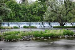 Webermühle (Guy Goetzinger) Tags: goetzinger nikon d850 water riverbank exposure river limmat blure hdr