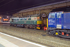 Distant cousins (daveymills37886) Tags: d6515 33012 57307 drs class 33 330 57 573 direct rail services crewe
