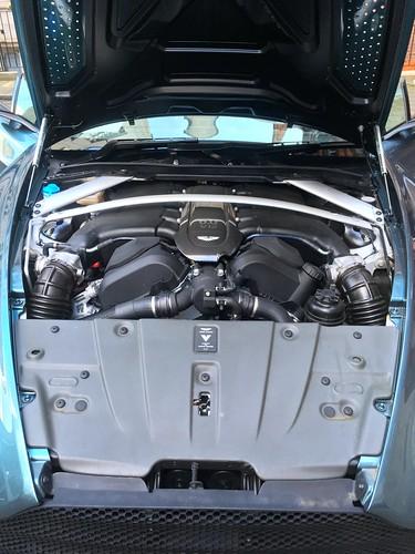 7Speed Manual gearbox 2019 Aston Martin Vantage 6Litre V12 Cabriolet