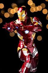 I AM IRONMAN (Muhammad Al-Qatam) Tags: nikon d850 still live ironman avengers tony stark bokeh endgame movie