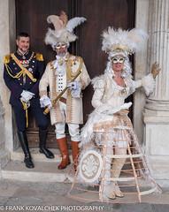 Model(s) at the 2019 Carnevale di Venezia - 2nd Sunday (Alaskan Dude) Tags: travel europe italy venice venise venezia venedig carnevale carnevaledivenezia 2019carnevaledivenezia people portrait portraits costumes mask masks