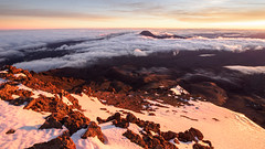 The Playground (blue polaris) Tags: new zealand tongariro national park mount mt ruapehu volcano mountain ngauruhoe sunrise
