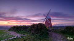 Halnaker windmill spring sunset (Julian Gazzard) Tags: mill wind landscape historic nature westsussex day meadow greatbritain background clouds agriculture summer windmill sussex architecture environment uk traditional view england energy building grass south hill landmark brick plant outdoor rural fall white english autumn countryside blue west scenery dutch travel tower country old green halnaker sky europe farm field