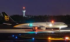 R_DSC_UPSCargo (ViharVonal) Tags: fly aviation aviationspotters aviaton lhbp ferihegy nikon tamron photography photo airplane aircraft