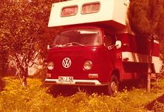 VW Bully Wohnwagen (Bischoff Photo - stockMagazin.de) Tags: vw bully bulli wohnwagen 1975 italien urlaub