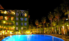 Unsere Herberge - Hotel Caeser Palace / Sizilien (Mariandl48) Tags: hotel sizilien