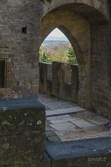 CARCASSONNE-057--OCCITANIE-PANORAMIQUE-_DSC0454 (bercast) Tags: aude carcassonne chateau chateaumedival france lesremparts occitanie ue bc bercast lacitédecarcassonne lamuraille