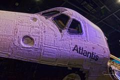 Atlantis (Stephen J Pollard (Loud Music Lover of Nature)) Tags: nasa spaceshuttle atlantis kennedyspacecenter transbordadorespacial