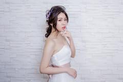 IMG_7630 (MK影像) Tags: photography beauty model style canon eye fashion 個性 寫真 禮服 造型 人像攝影 新秘造型