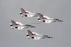 The United States Air Force Air Demonstration Squadron Thunderbirds (Fasil Avgeek (Global Planespotter)) Tags: the united states air force demonstration squadron thunderbirds 2019 andres joint base show