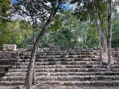 Cobá Maya Ruins - Coba Mexico (mbell1975) Tags: tulum quintanaroo mexico coba yucatán peninsula yucatan maya mayan archeological park parc ancient mesoamerican