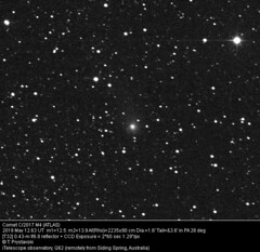 Calibrated-T32-prystavski-CK17M040-20190512-010925-Luminance-BIN2-W-060_caption (Taras Prystavski) Tags: comet sky night telescope c2017 m4 atlas ck17m040
