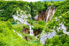 Plitvice (pjonas) Tags: plitvice lakes croatia holiday hiking national park nationalpark plitvicer seen kroatien wandern natur waterfall wasserfall urlaub