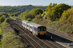 20190511_IMG_6399 (PowerPhoto.co.uk) Tags: northern class150 sprinter dieselmultipleunit dmu 150141 newmills newmillssouthjunction 2s80 train railway