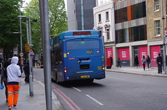 IMGP9391 (Steve Guess) Tags: bermondsey london england gb uk bus southwark wright hydrogen routerv1 aoa advert livery foresight lj13jwp tooleystreet
