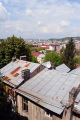 lviv center panorama