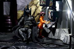Paprihaven 1504 (MayorPaprika) Tags: 112 toy story paprihaven action figure diorama set custom kenner batman forever batcave mafex darkknight scoobydoo velma figures inc
