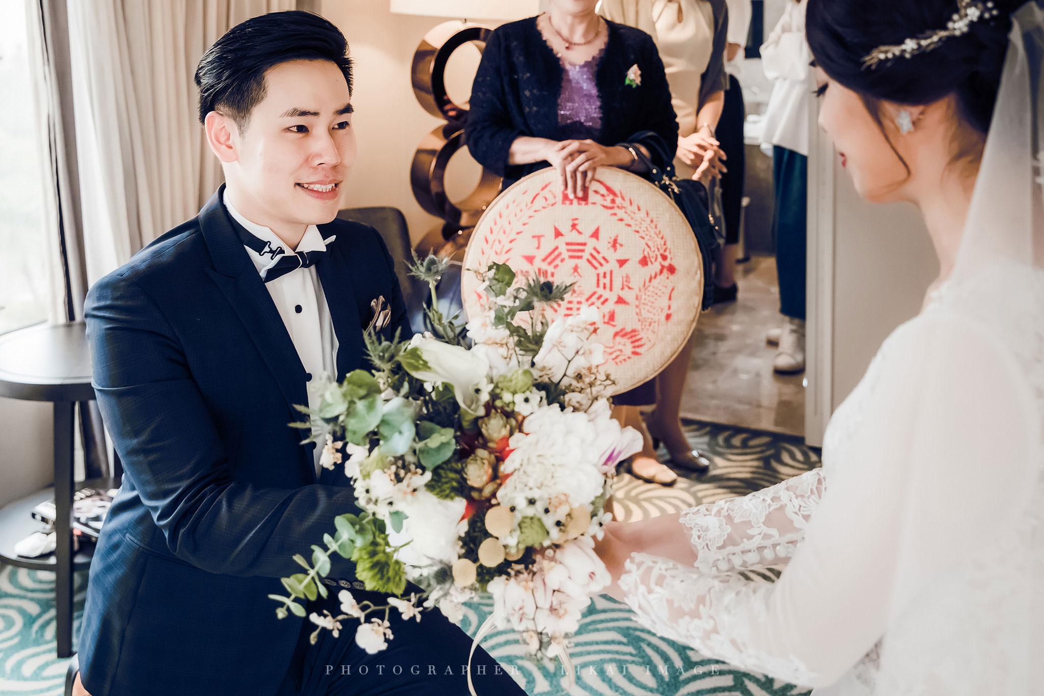婚禮紀錄 - Jean & Yu Hsuan - 君悅酒店