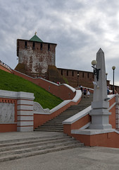 Nizhny Novgorod / Нижний Новгород (dmilokt) Tags: город city town нижнийновгород nizhnynovgorod dmilokt река волга стрелка river volga strelka
